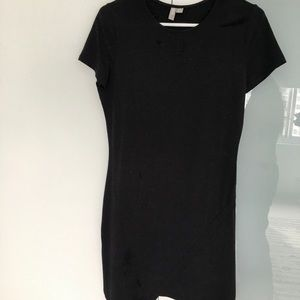 3 Black T-Shirt Dresses